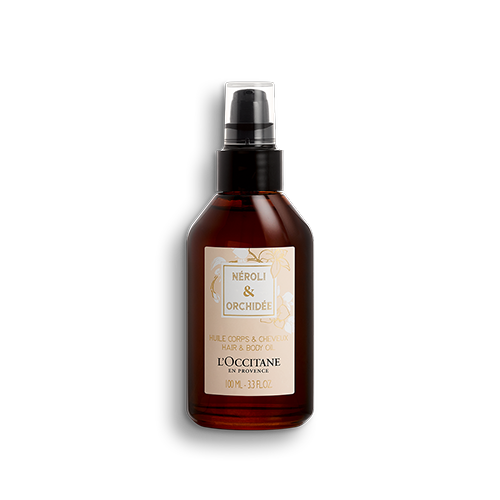 Néroli & Orchidée Hair & Body Oil