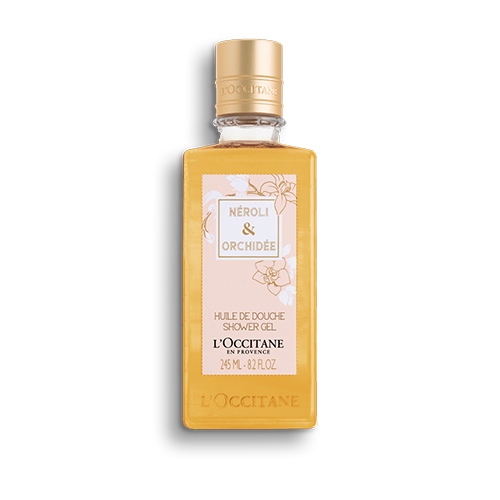 NeroliI & Orchidee Shower Oil