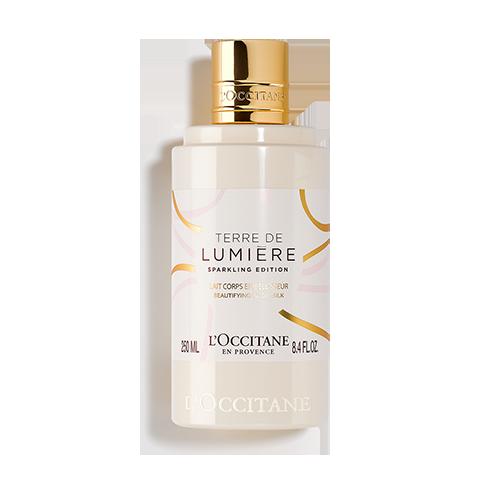 Terre de Lumiere Sparkling Beautyfying Body Milk