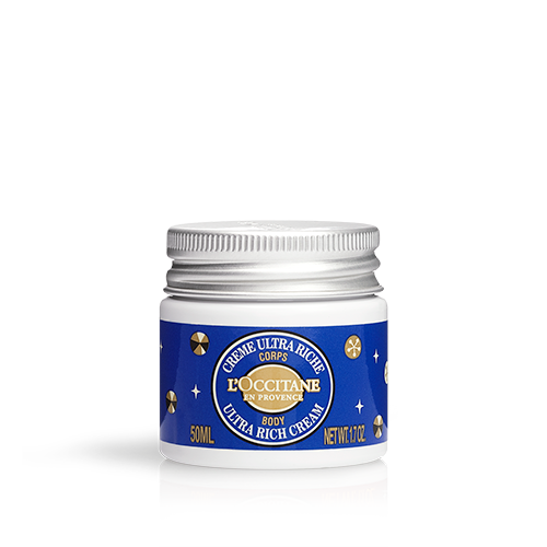 Limited Edition Shea Ultra Rich Body Cream