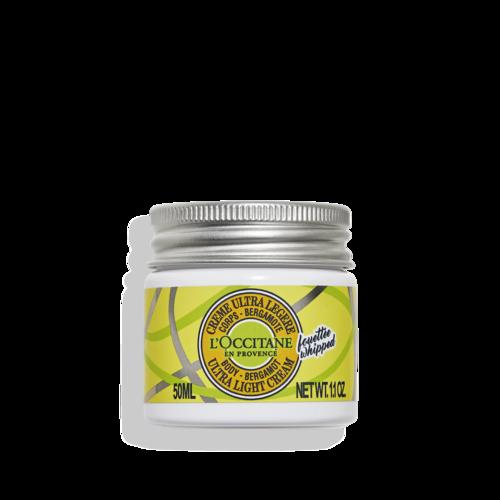 Shea Butter Bergamot Ultra-Light Cream