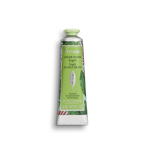 Verbena Light Hand Cream- Limited Edition