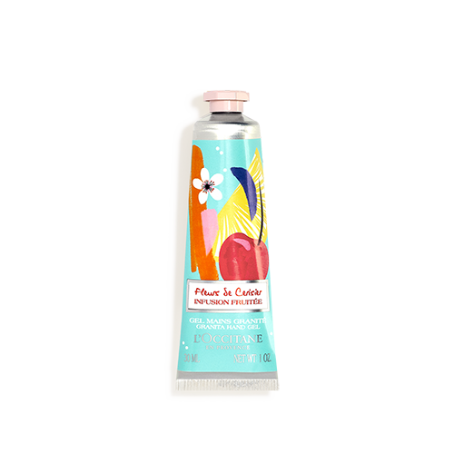 Fleurs de Cerisier – Infusion Fruitèe Granita Hand Gel