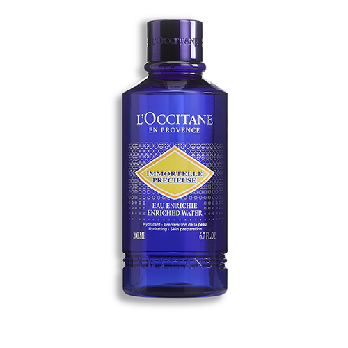 Immortelle Precieuse Enriched Water
