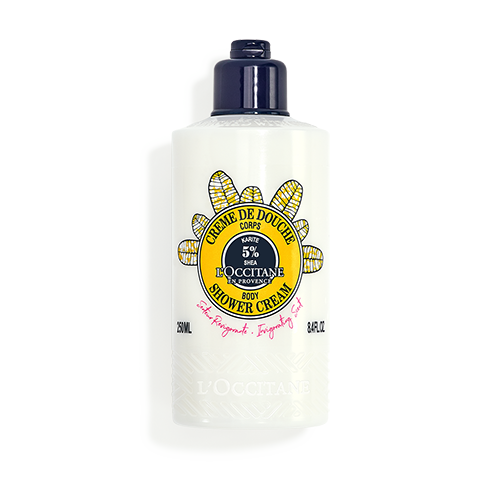 Invigorating Shea Body Shower Cream LIMITED EDITION