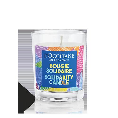 Solidarity Candle Vanilla Scent