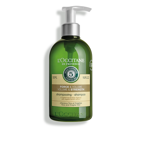 Volume and Strength Shampoo