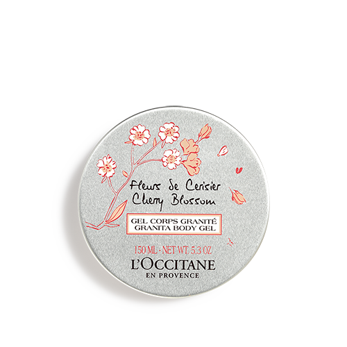 Cherry Blossom Granita Body Gel