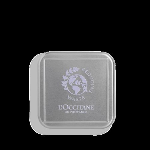 Tin box for soaps