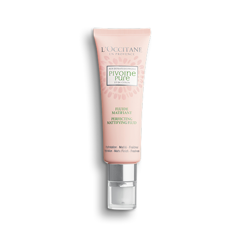 Pivoine Perfecting Mattifying Fluid