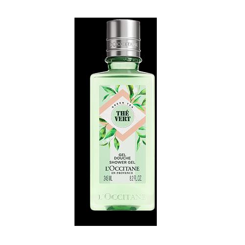 The Vert (Green Tea) Shower Gel