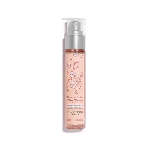 Brume rinfrescante viso Fleurs de Cerisier 50 ml