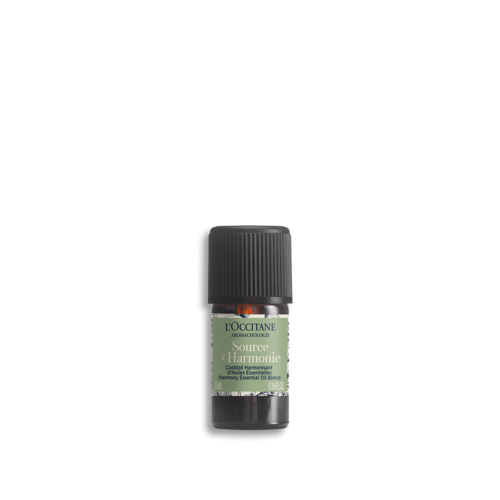 Cocktail di oli essenziali armonizzanti - Fonte di Armonia