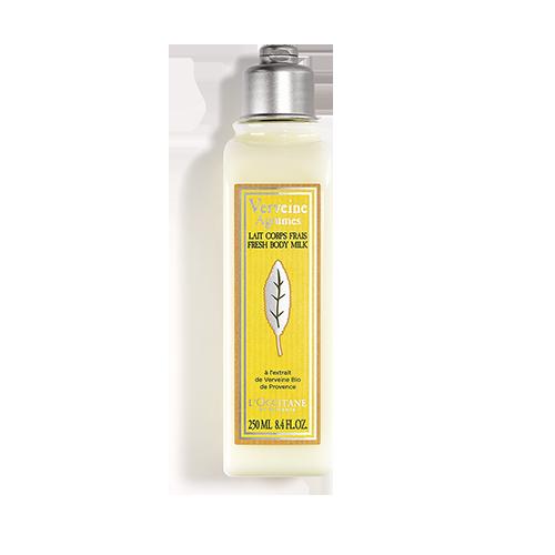 Latte corpo freschezza Verbena Agrumi 250ml