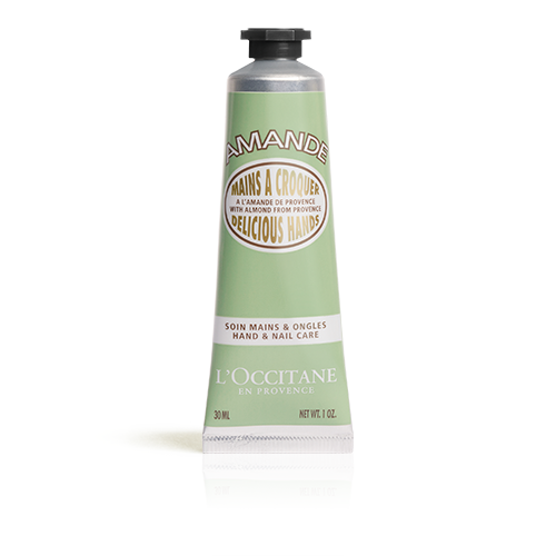 Crema Mani Mandorla 30 ml
