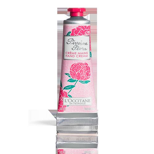 Crema Mani Pivoine Flora 30 ml