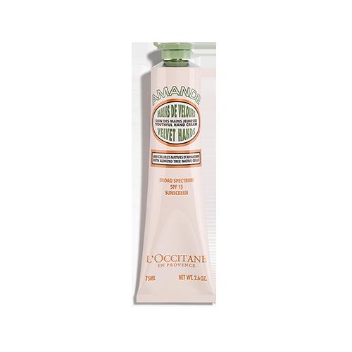 Crema Vellutante per Mani Mandorla 75 ml