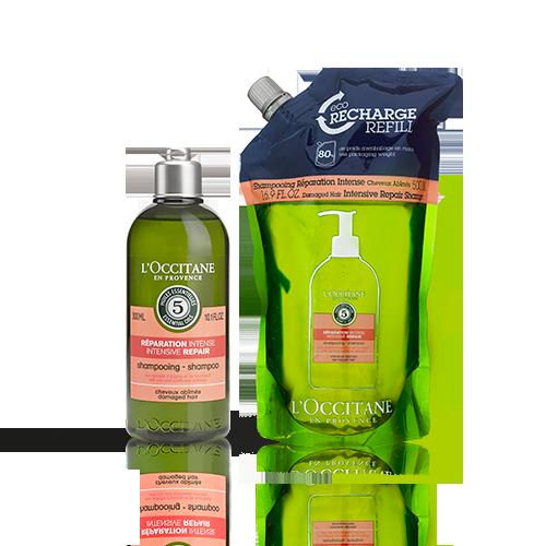 Duo Shampoo Riparazione Intensa Aromachologie