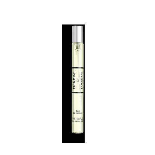 Eau de Parfum spray Herbae par L'OCCITANE 10ml