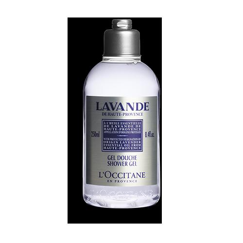 Gel Doccia Lavanda 250 ml