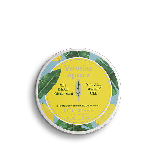 Gel acqua rinfrescante Verbena 150ml