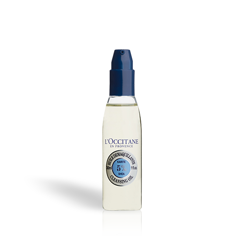 Olio detergente Karité 30 ml