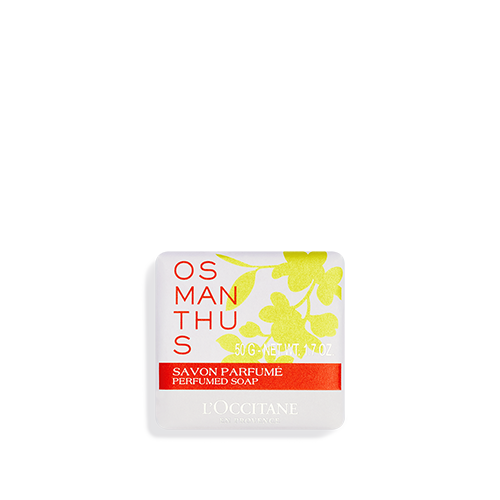 Sapone profumato Osmanthus 50gr