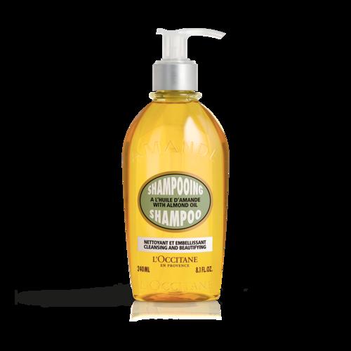 Shampoo all'olio di Mandorla 240ml