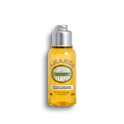 Shampoo all'olio di Mandorla 75ml