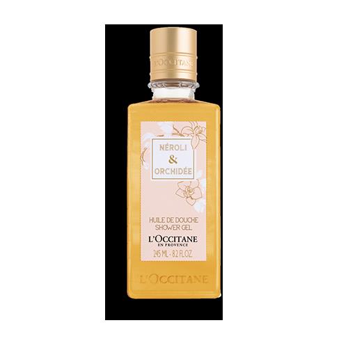 Масло для душа Нероли&Орхидея