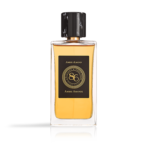 Luxury perfume AMBER ALMOND