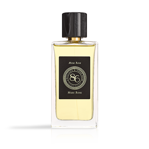 "Luxury perfume ""Musk Rose"""