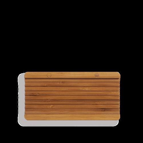 Bambukinis padėkliukas muilui