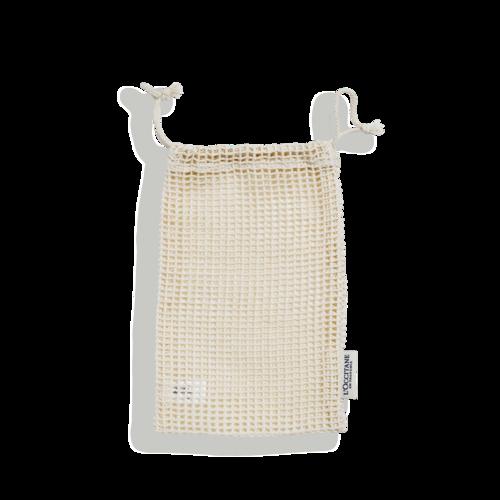 Muilų maišelis - prausimosi pirštinė
