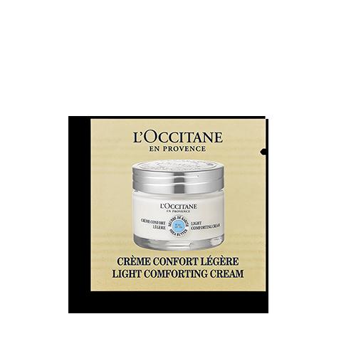 Sample - Shea Butter Face Cream Light