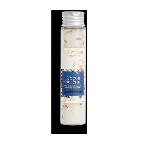 Расслабляющая соль для ванн Аромакология