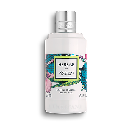 Herbae body milk