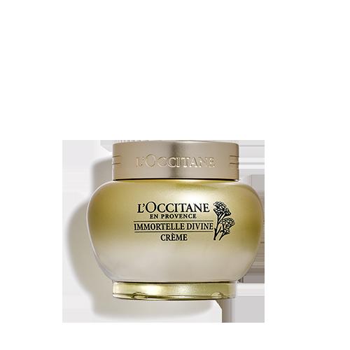 Immortelle Divine Cream new formula limited edition