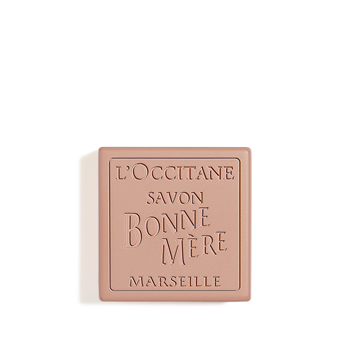 Linden - orange soap Bonne Mere