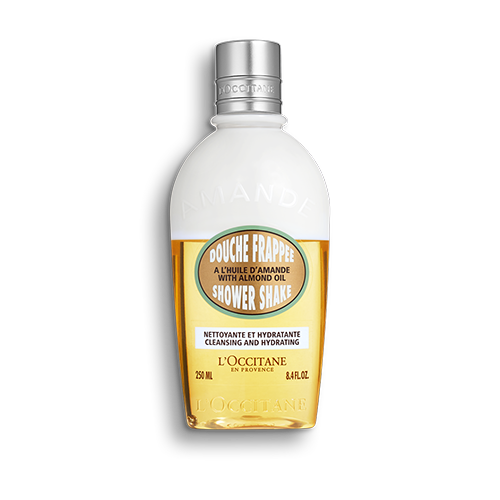 Mandeļu divfāžu dušas eļļa