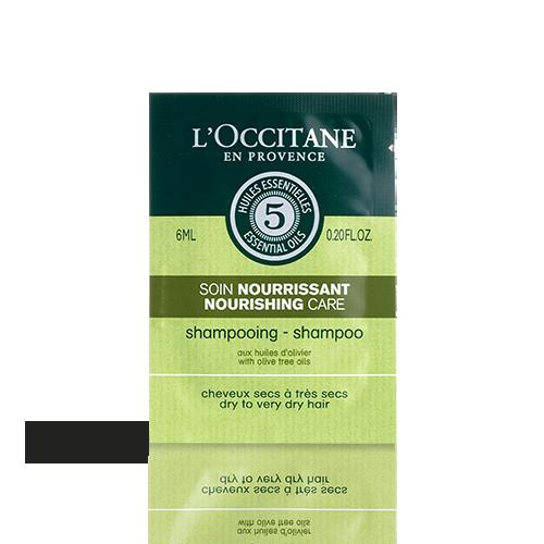 Paraugs- Barojošs šampūns matiem, 6ml