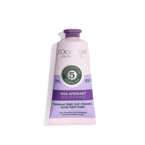 SOS mask for scalp
