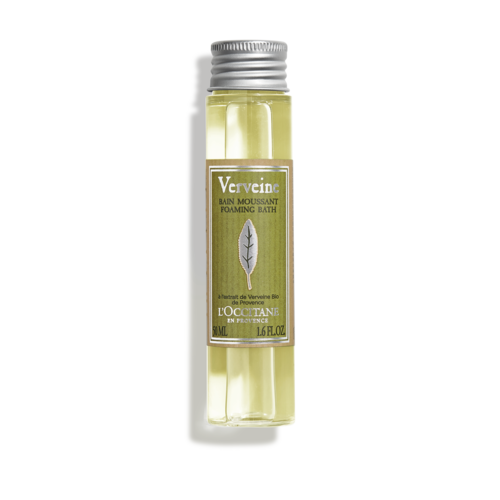 VERBENA 500ML FOAMING BATH