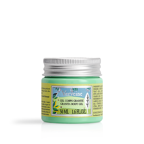 Verbena body gel