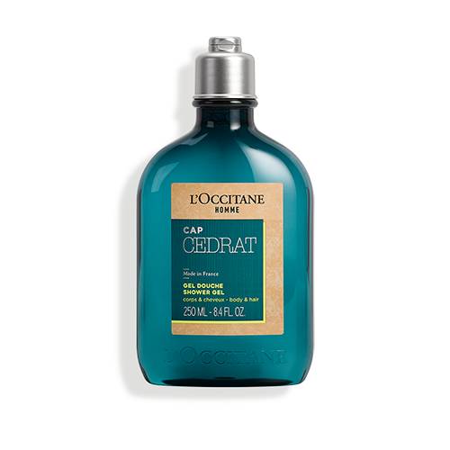 CAP Cédrat Shower Gel