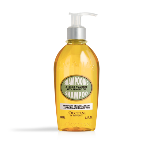 Almond Shampoo 240ml