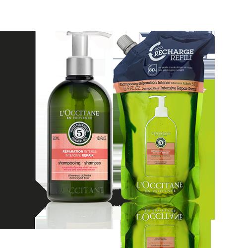 Duo Aromachology Intens Herstellende Shampoo