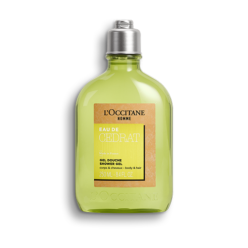 Eau de Cedrat Douchegel 250ml