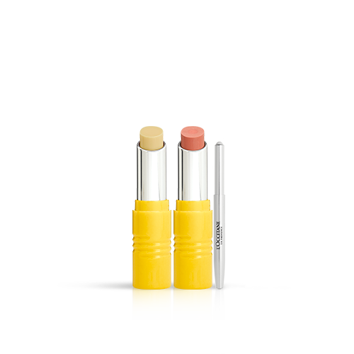 Giftset Lippenstift Duo Pink Biscotin