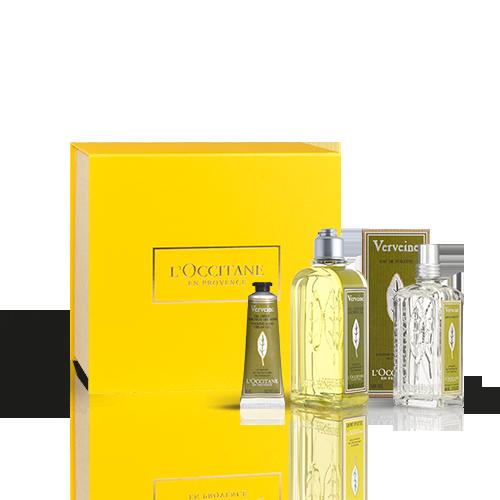 Giftset Parfum Verbena
